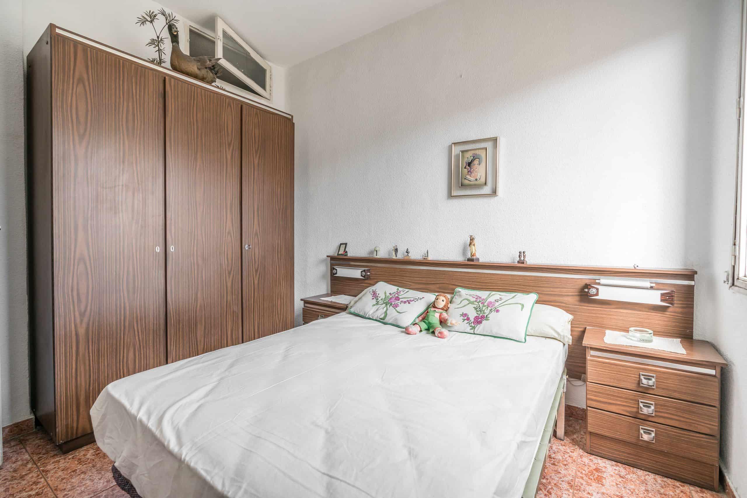 Agencia Inmobiliaria de Madrid-FUTUROCASA-Zona ARGANZUELA-EMBAJADORES-LEGAZPI -calle DOMINGO PEREZ DEL VAL -2 DORMITORIO1 (6)