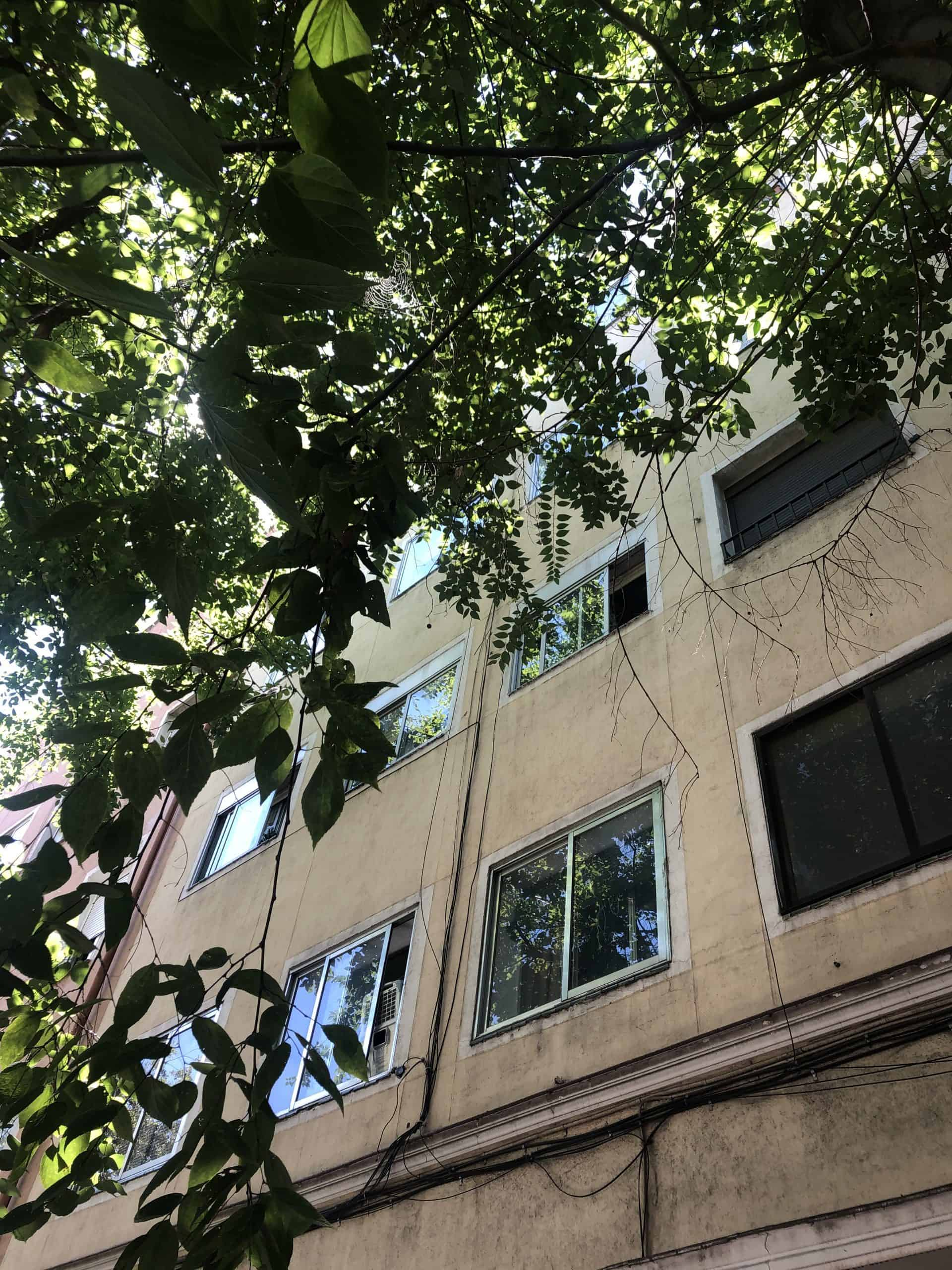 Agencia Inmobiliaria de Madrid-FUTUROCASA-Zona ARGANZUELA-EMBAJADORES-LEGAZPI -calle Embajadores- Fachada