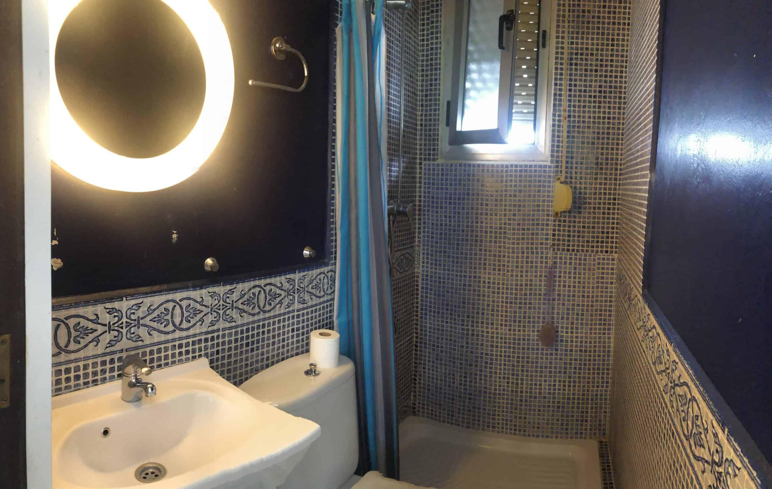 Agencia Inmobiliaria de Madrid-FUTUROCASA-Zona ARGANZUELA-EMBAJADORES-LEGAZPI -calle Embajadores- baño- 3