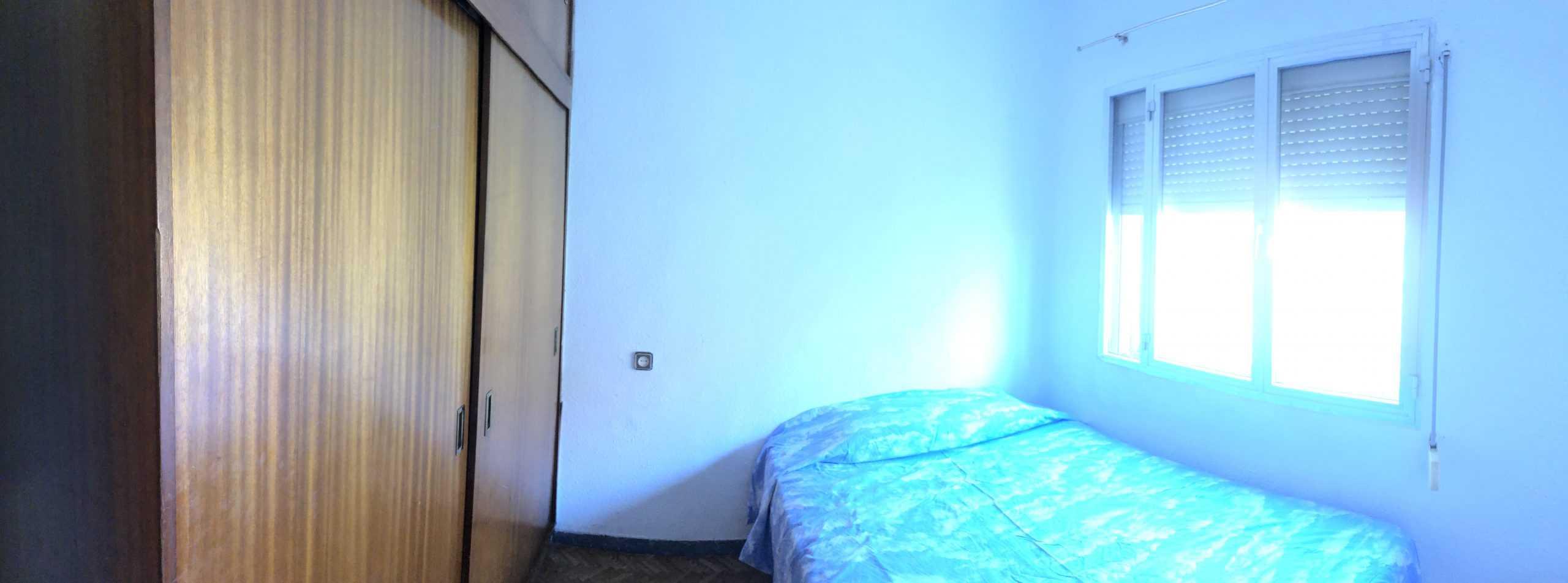 Agencia Inmobiliaria de Madrid-FUTUROCASA-Zona ARGANZUELA-EMBAJADORES-LEGAZPI -calle Embajadores- dormitorio- 5