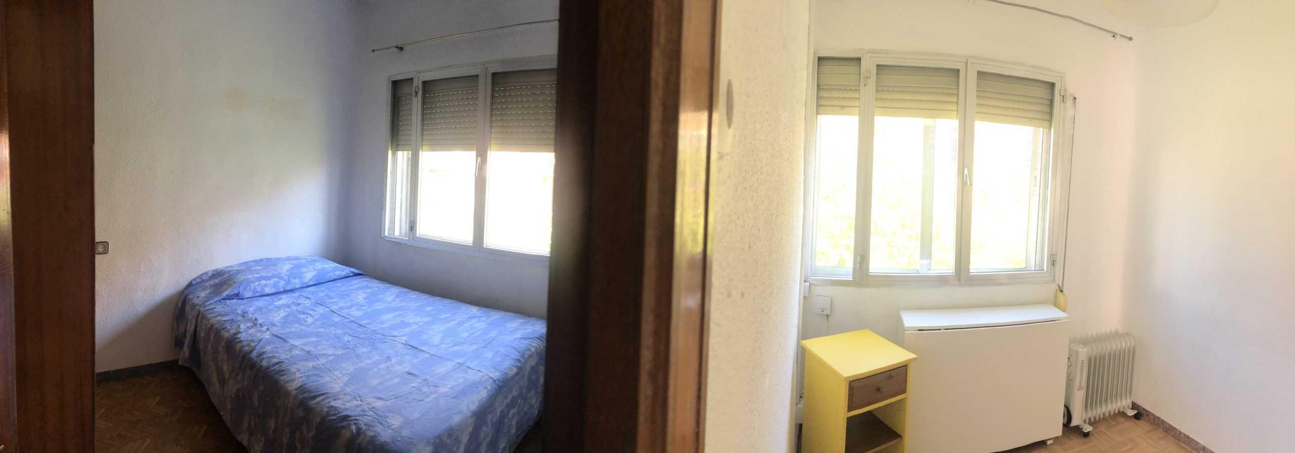 Agencia Inmobiliaria de Madrid-FUTUROCASA-Zona ARGANZUELA-EMBAJADORES-LEGAZPI -calle Embajadores- dormitorio 6