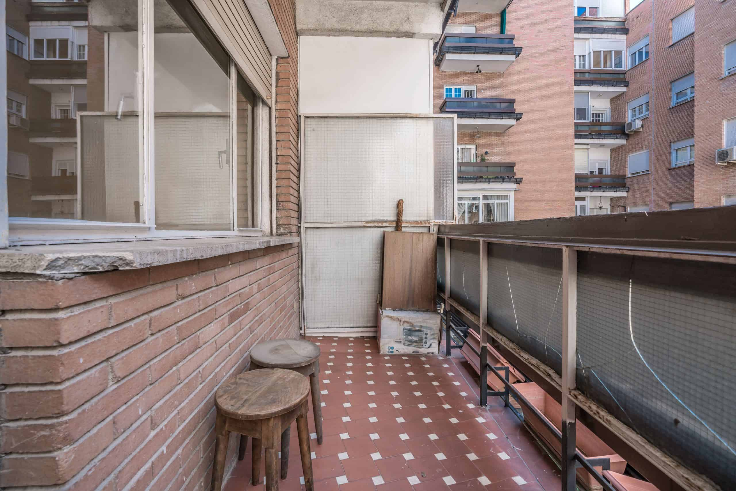 Agencia Inmobiliaria de Madrid-FUTUROCASA-Zona ARGANZUELA-EMBAJADORES-LEGAZPI -calle EMBAJADORES 108-SALON 2-TERRAZA2