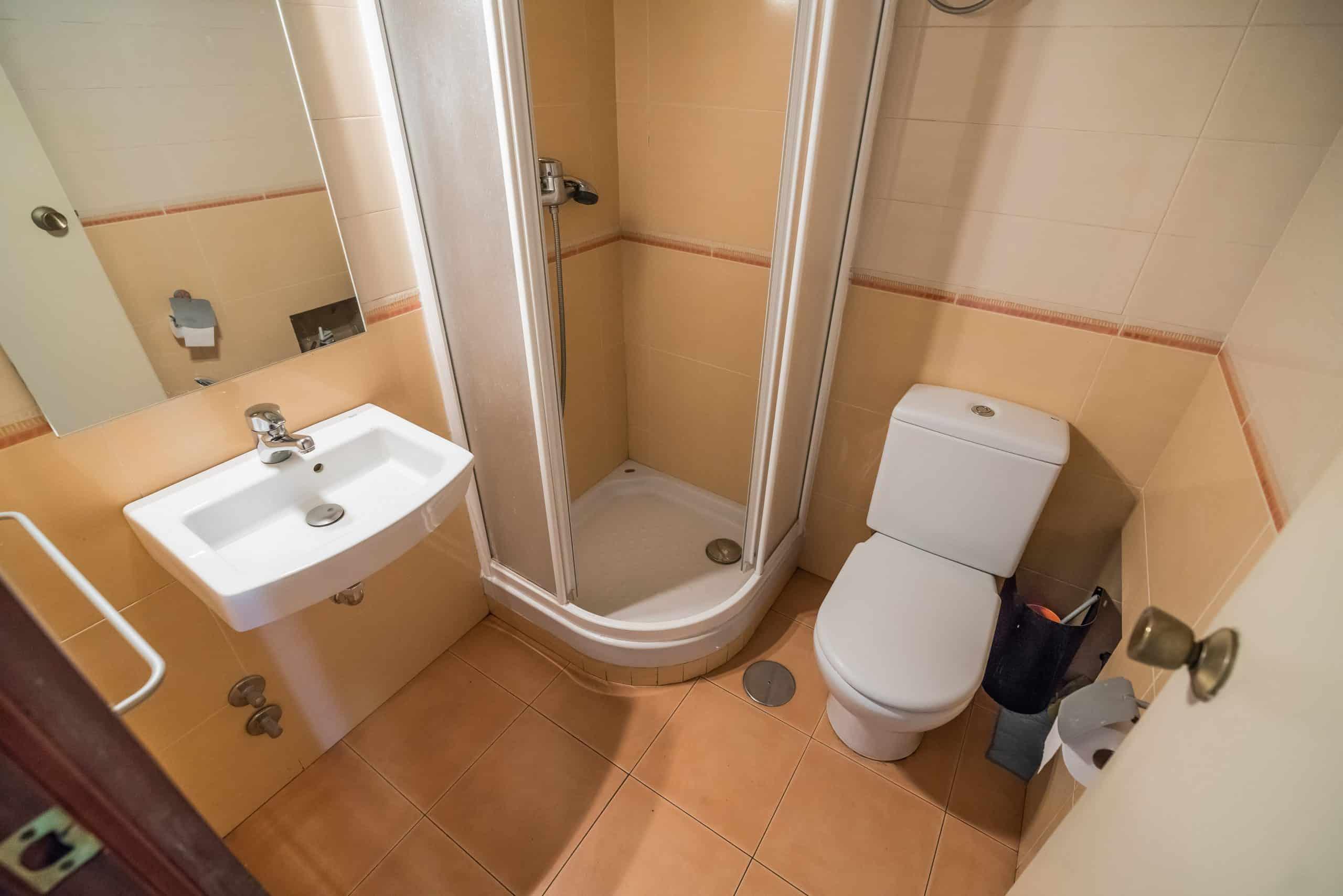 Agencia Inmobiliaria de Madrid-FUTUROCASA-Zona ARGANZUELA-EMBAJADORES-LEGAZPI -calle Embajadores- baño 154