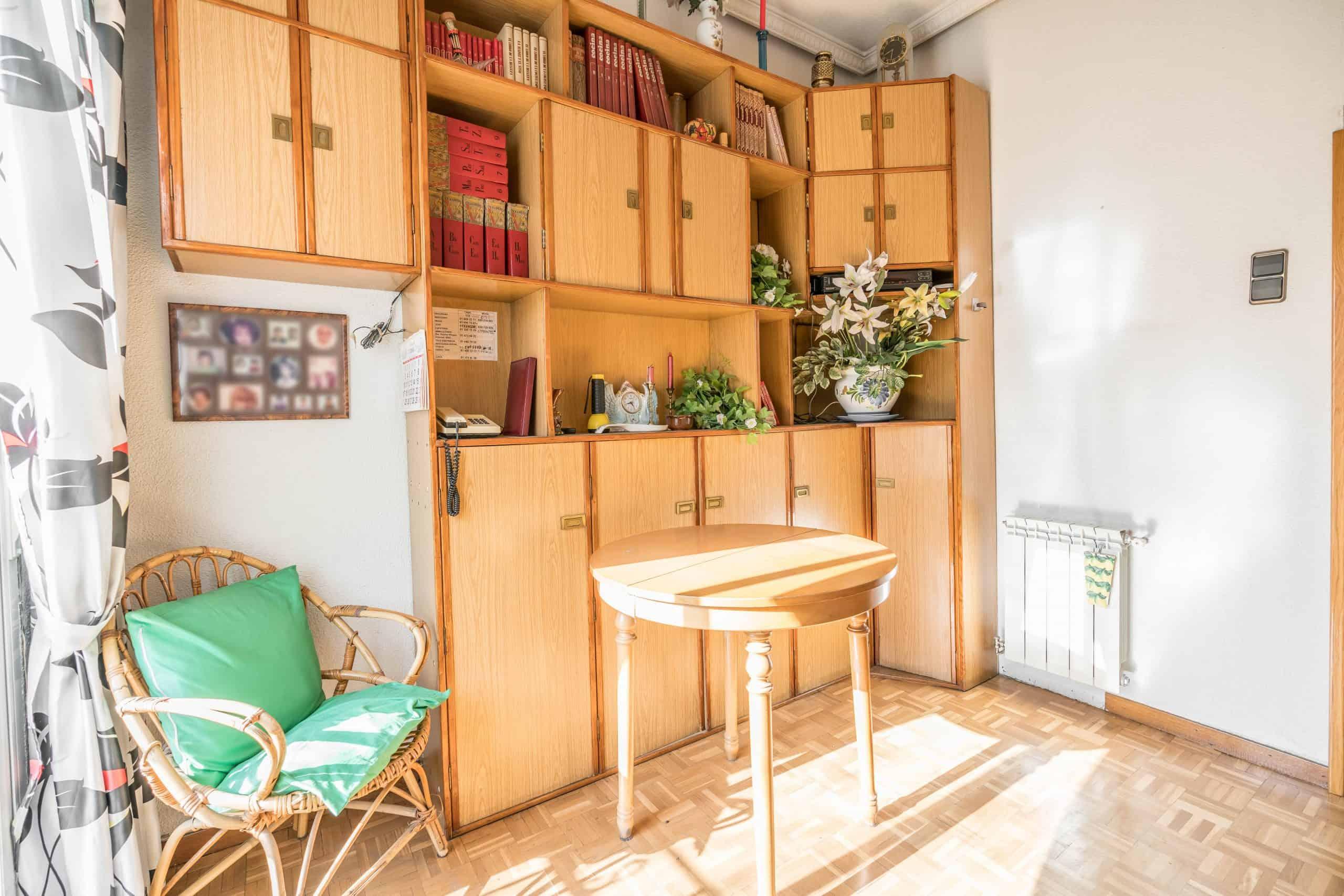 Agencia Inmobiliaria de Madrid-FUTUROCASA-Zona ARGANZUELA-EMBAJADORES-LEGAZPI -calle Guillermo de Osma 1 SALON (4) (Copy)