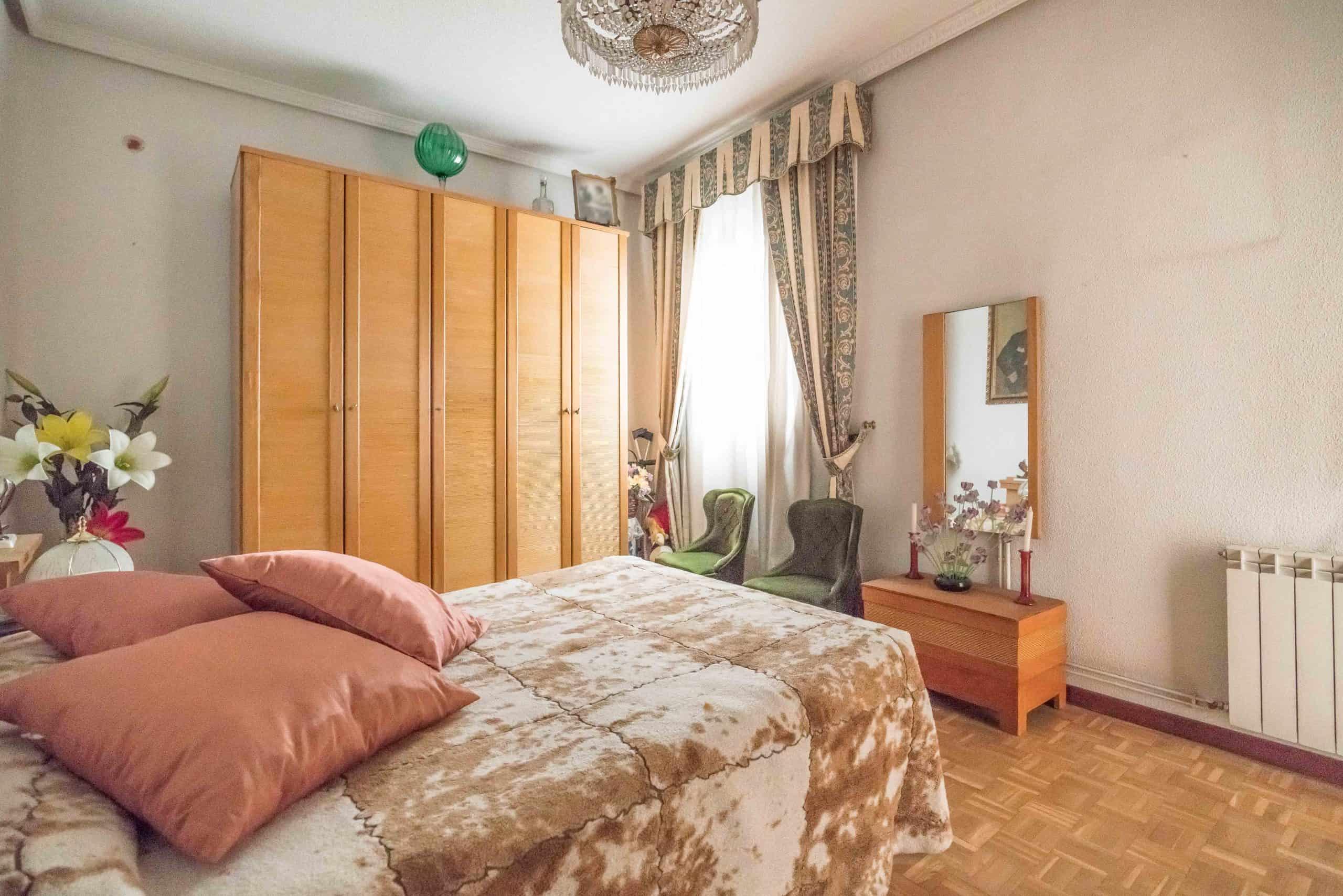 Agencia Inmobiliaria de Madrid-FUTUROCASA-Zona ARGANZUELA-EMBAJADORES-LEGAZPI -calle Guillermo de Osma 2 DORMITORIO1 (3) (Copy)