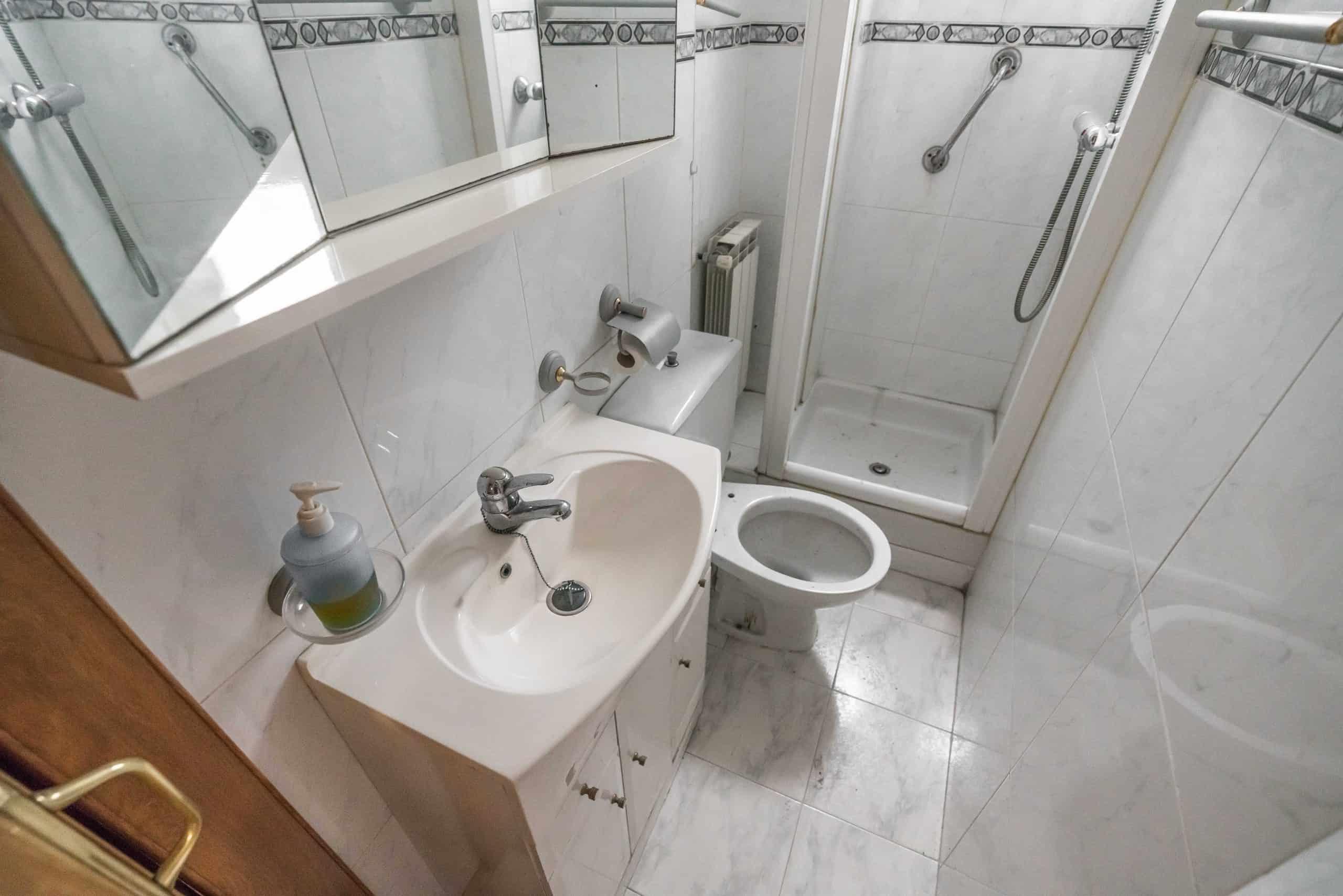 Agencia Inmobiliaria de Madrid-FUTUROCASA-Zona ARGANZUELA-EMBAJADORES-LEGAZPI -calle Guillermo de Osma 3 BAÑO (6) (Copy)
