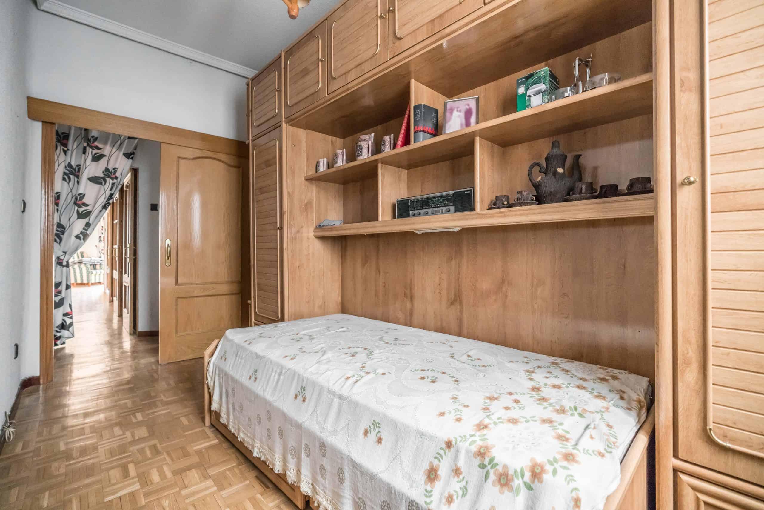 Agencia Inmobiliaria de Madrid-FUTUROCASA-Zona ARGANZUELA-EMBAJADORES-LEGAZPI -calle Guillermo de Osma 4 DORMITORIO2 (10) (Copy)