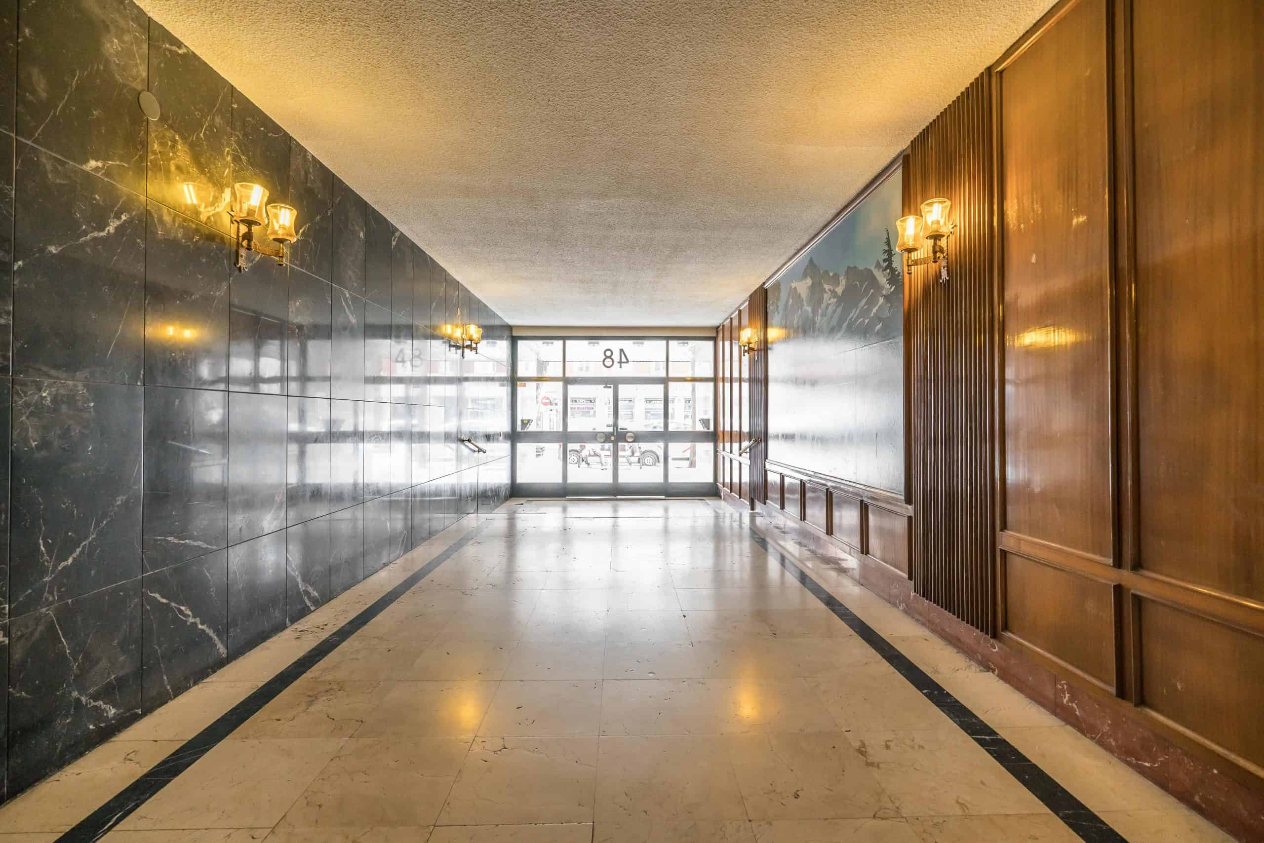 Agencia Inmobiliaria de Madrid-FUTUROCASA-Zona ARGANZUELA-LEGAZPI -calle Jaime Conquistador 48- Zonas Comunes 3
