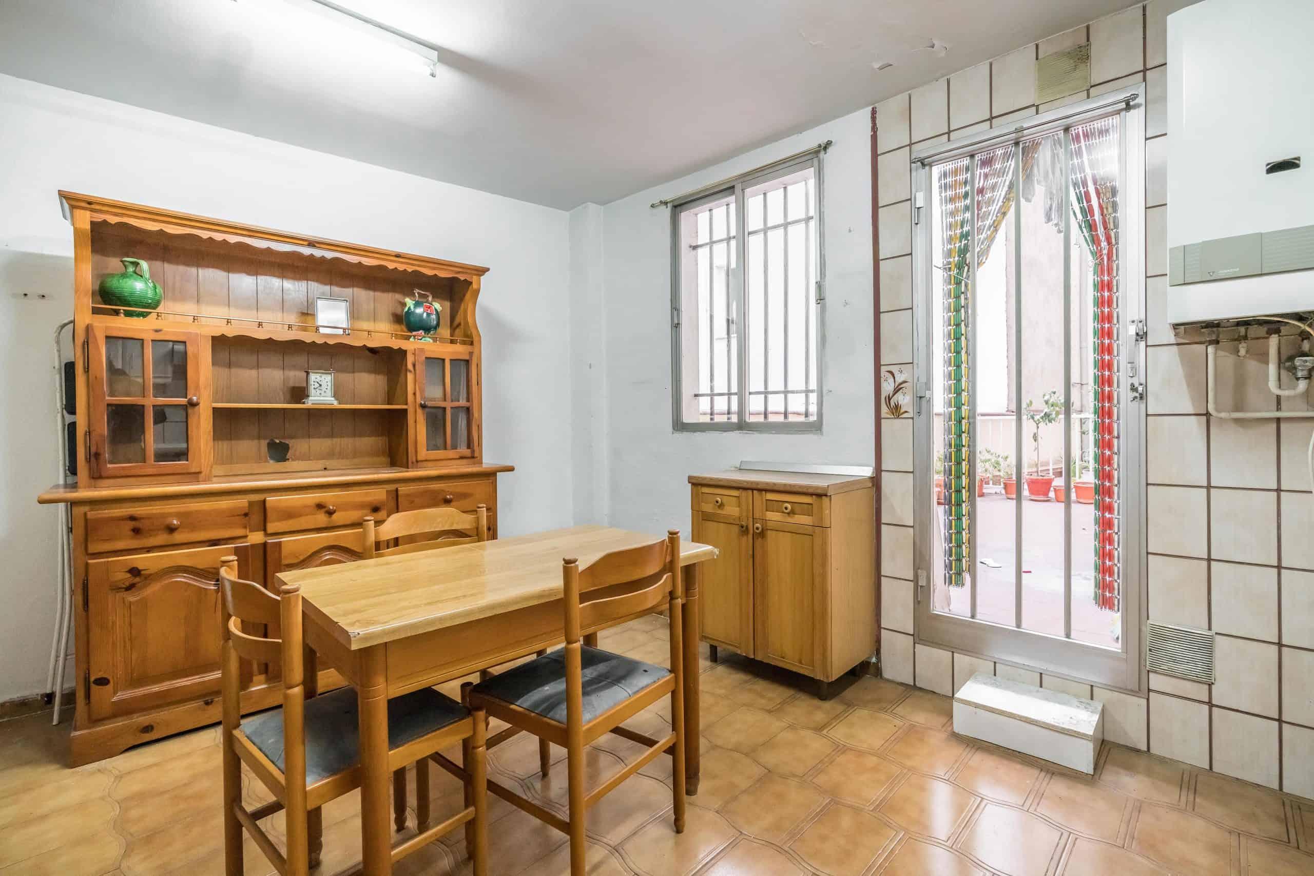Agencia Inmobiliaria de Madrid-FUTUROCASA-Zona ARGANZUELA-LEGAZPI -calle Jaime Conquistador 27- Cocina 1