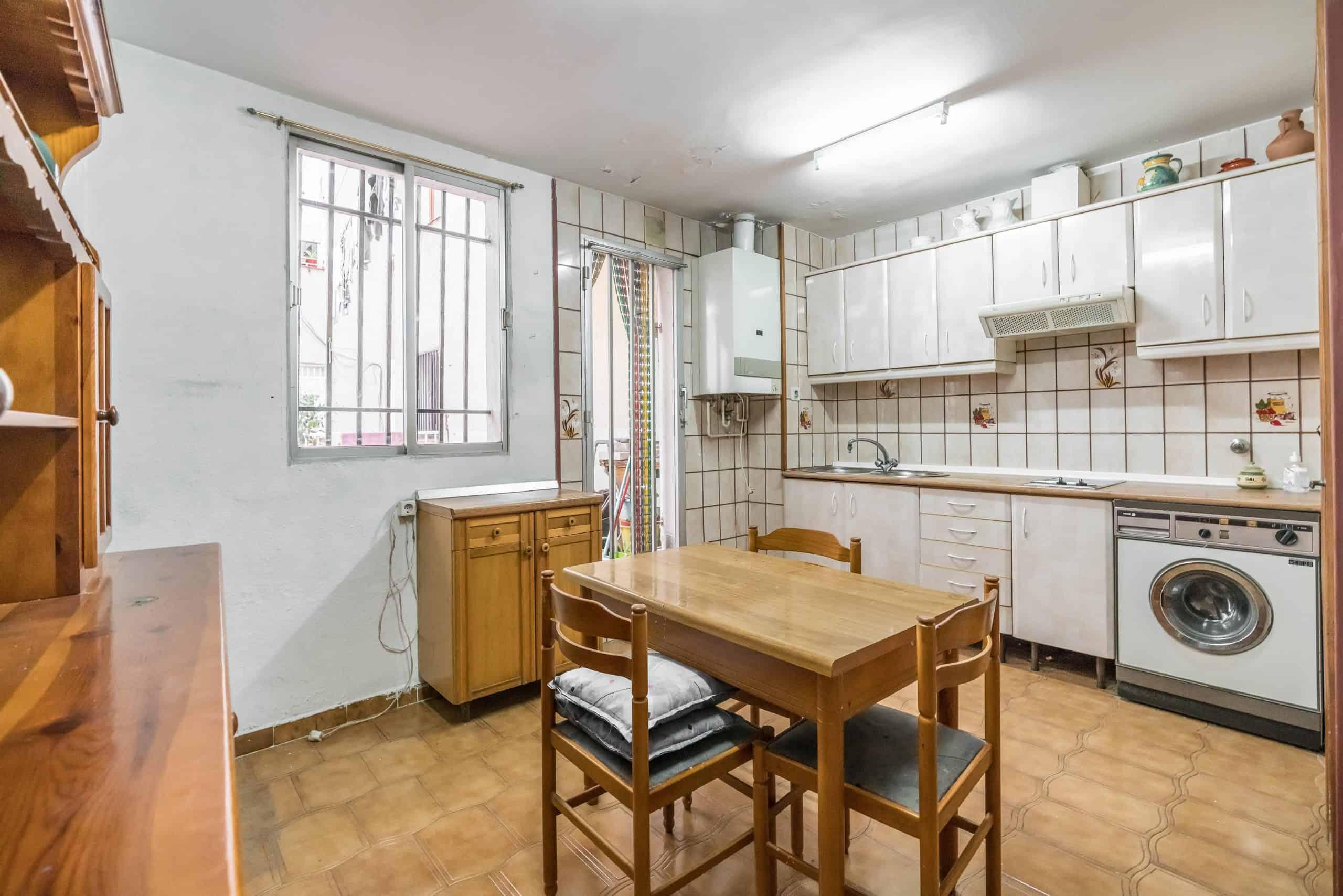 Agencia Inmobiliaria de Madrid-FUTUROCASA-Zona ARGANZUELA-LEGAZPI -calle Jaime Conquistador 27- Cocina 4