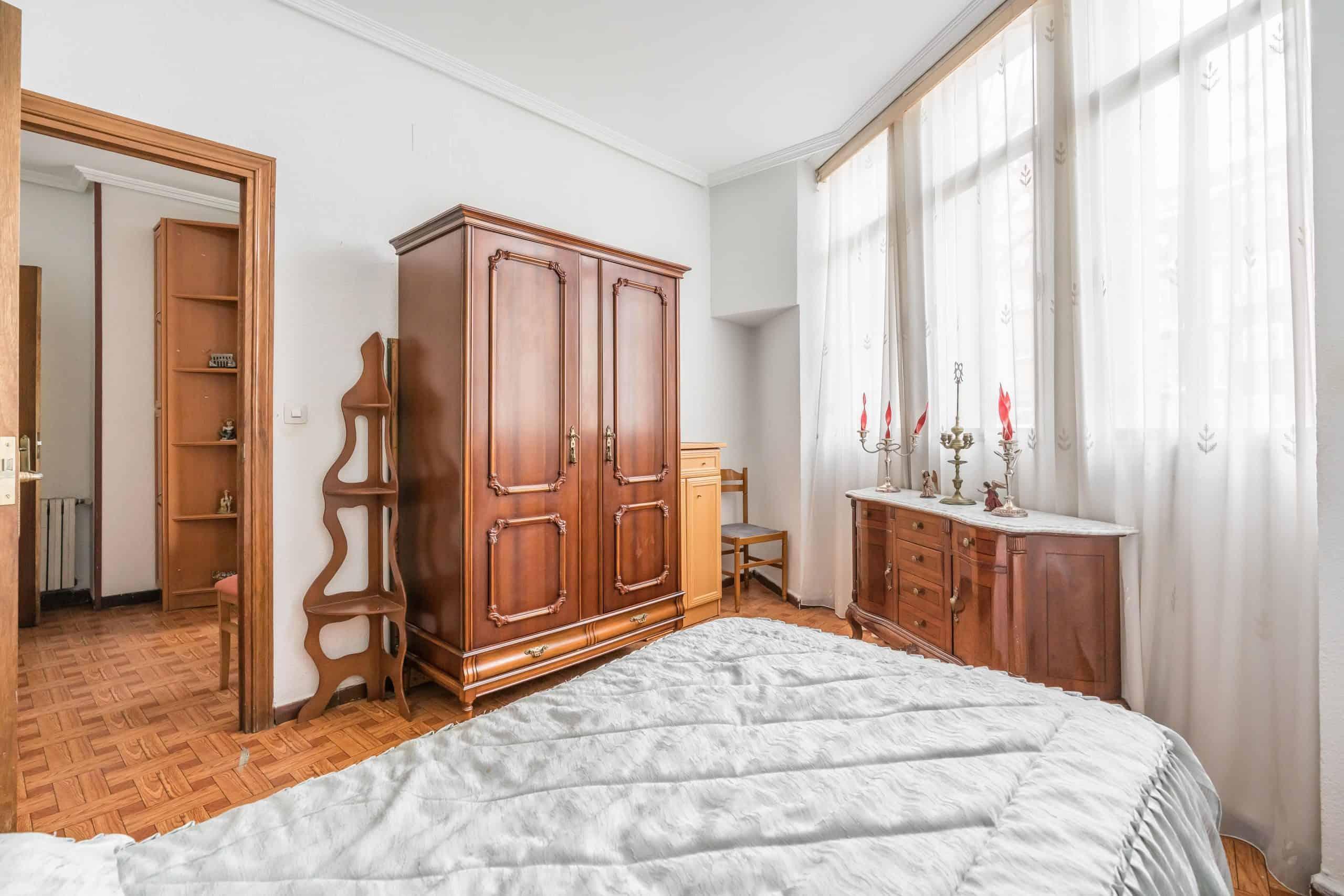 Agencia Inmobiliaria de Madrid-FUTUROCASA-Zona ARGANZUELA-LEGAZPI -calle Jaime Conquistador 27- Habitación 2