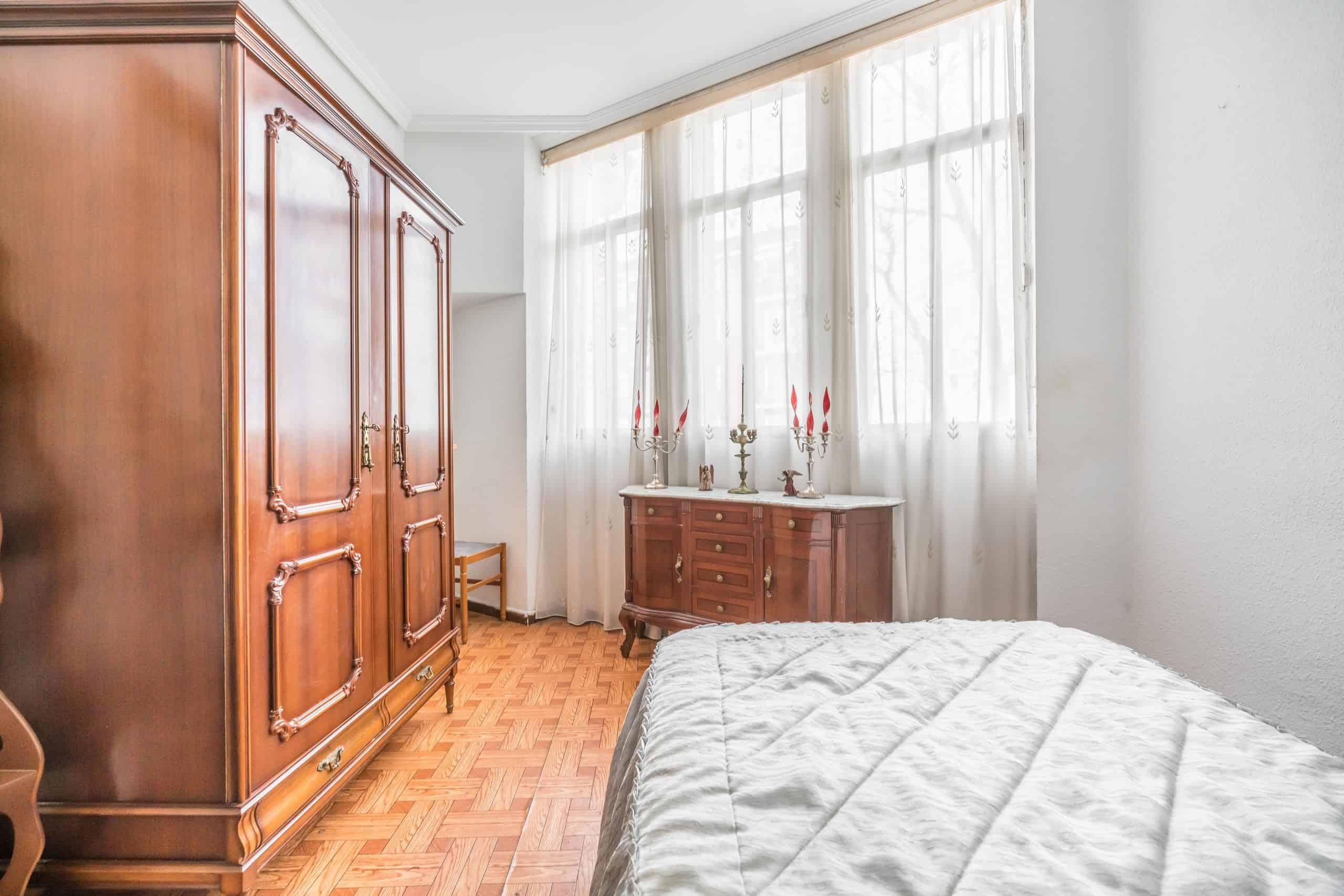 Agencia Inmobiliaria de Madrid-FUTUROCASA-Zona ARGANZUELA-LEGAZPI -calle Jaime Conquistador 27- Habitación 6