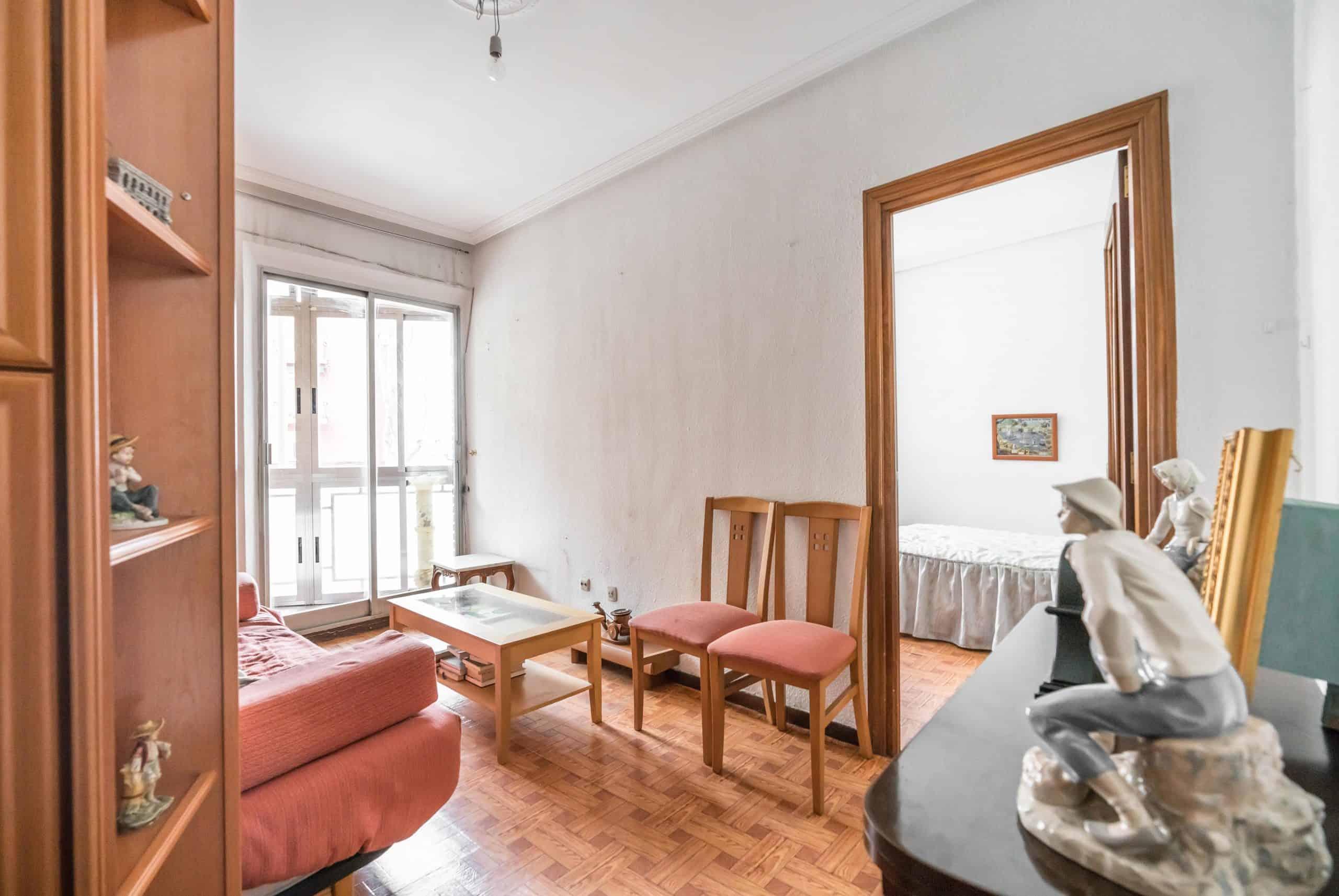Agencia Inmobiliaria de Madrid-FUTUROCASA-Zona ARGANZUELA-LEGAZPI -calle Jaime Conquistador 27- Salón 3
