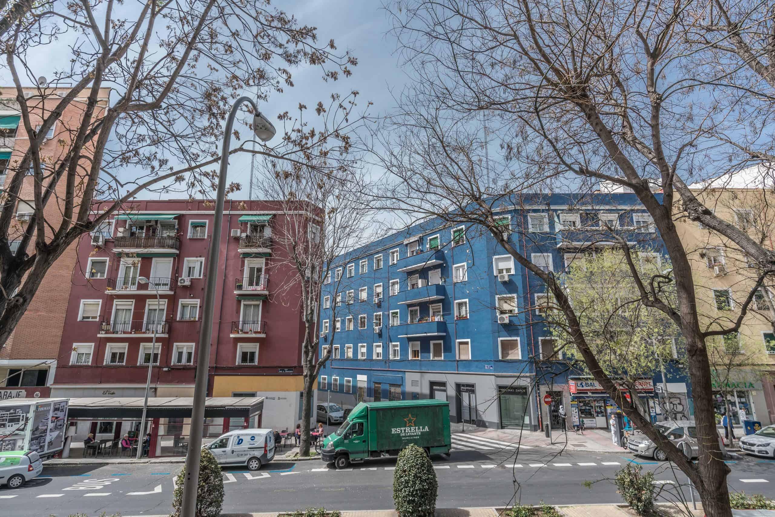 Agencia Inmobiliaria de Madrid-FUTUROCASA-Zona ARGANZUELA-LEGAZPI -calle Jaime Conquistador 27- Vistas 2