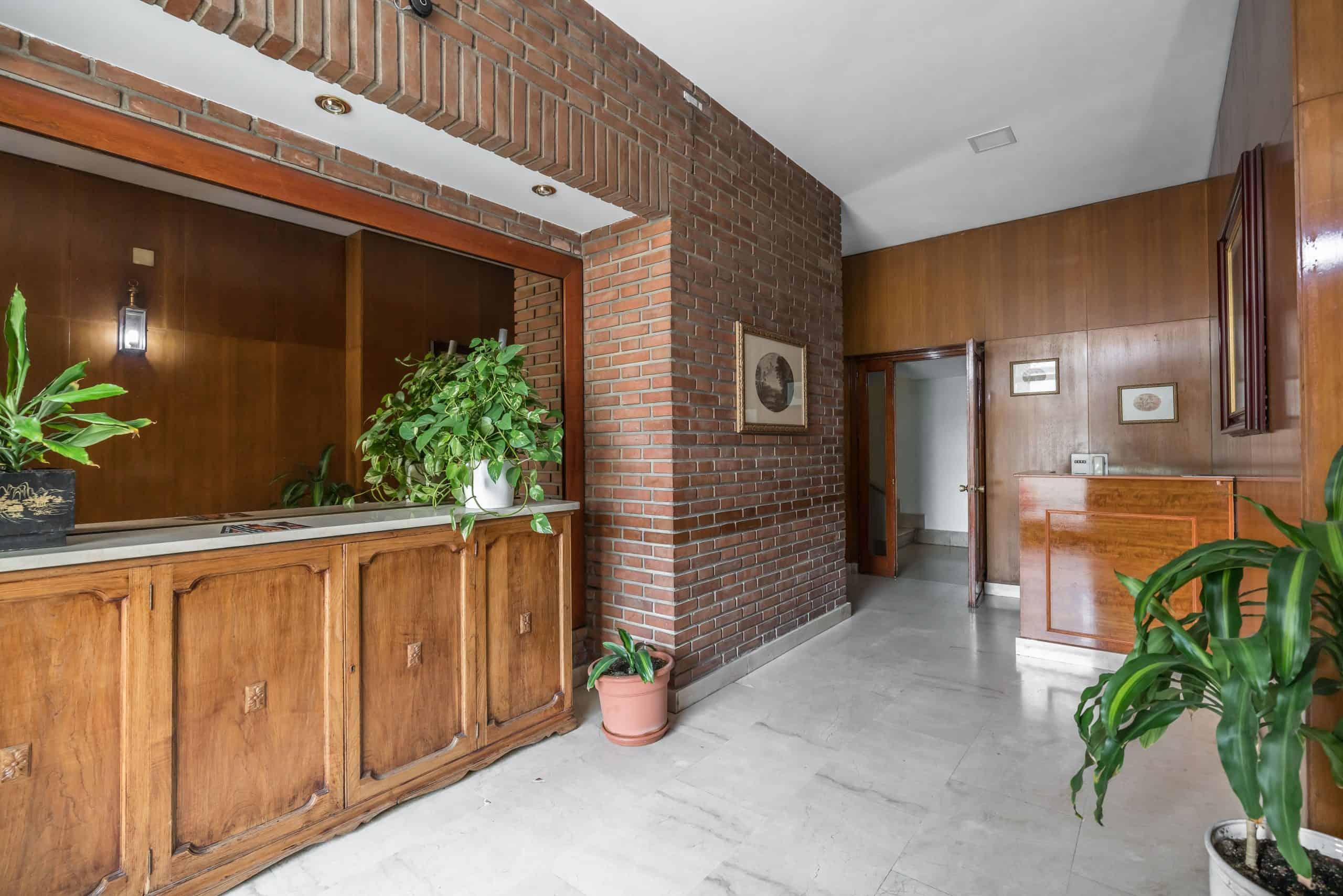 Agencia Inmobiliaria de Madrid-FUTUROCASA-Zona ARGANZUELA-LEGAZPI -calle Modesto Lafuente 41,1ºC Zonas comunes 2
