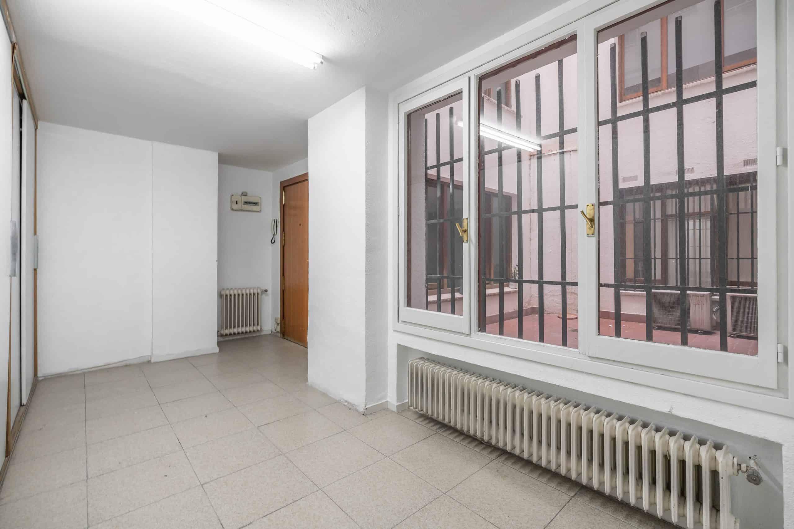 Agencia Inmobiliaria de Madrid-FUTUROCASA-Zona ARGANZUELA-LEGAZPI -calle Modesto Lafuente 41,1ºC entrada 1