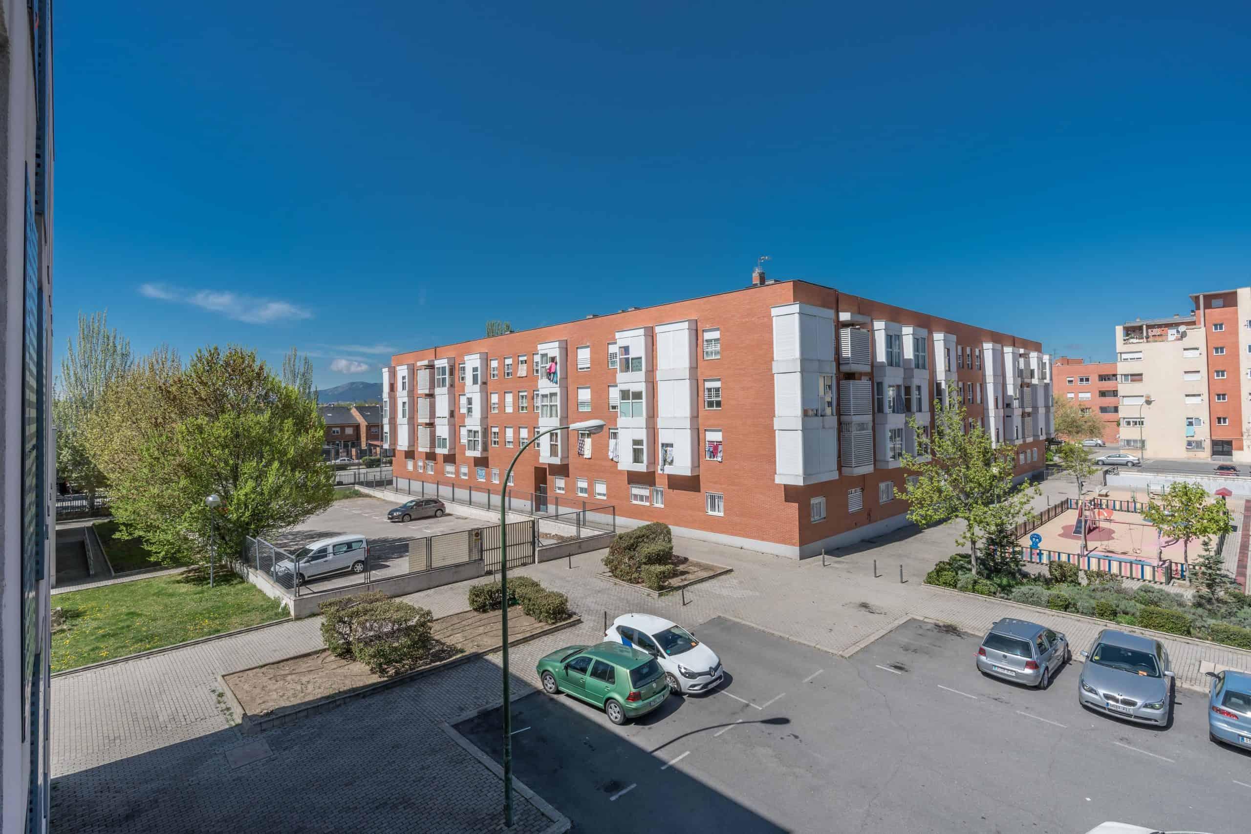 Agencia Inmobiliaria de Madrid-FUTUROCASA-Zona ARGANZUELA-EMBAJADORES-LEGAZPI -calle RincondelasHeras- Vistass