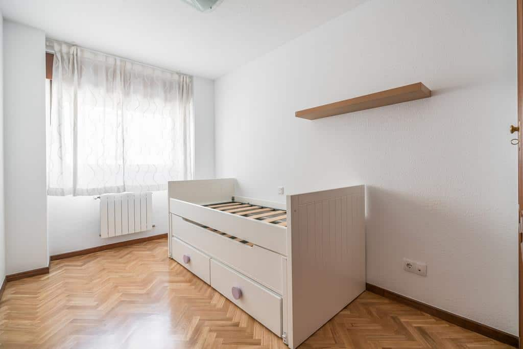 FUTUROCASA-Agencia Inmobiliaria de Madrid-Zona ARGANZUELA-dormitorio secundario