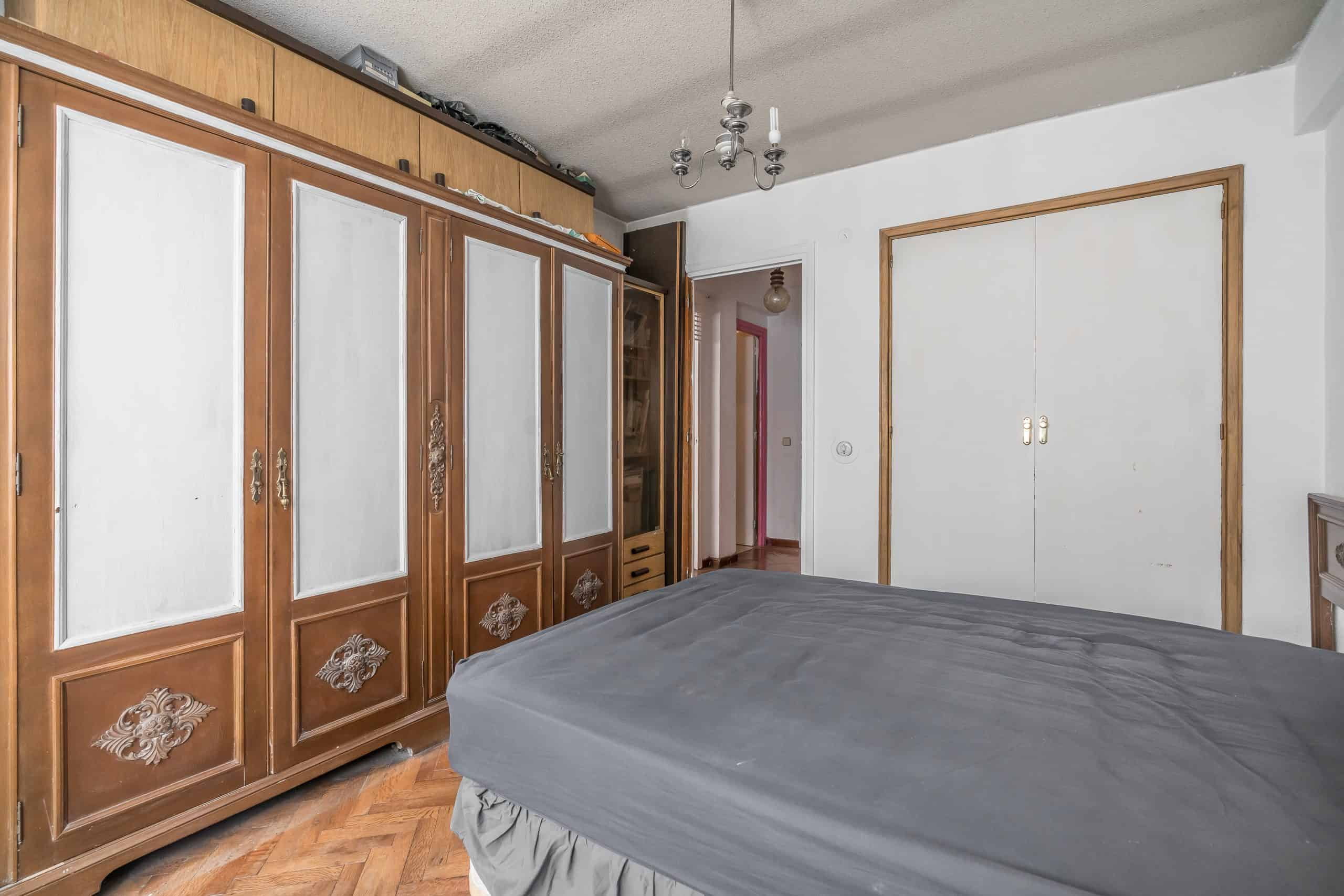 Agencia Inmobiliaria de Madrid-FUTUROCASA-calle Alcala- dormitorio 1.1