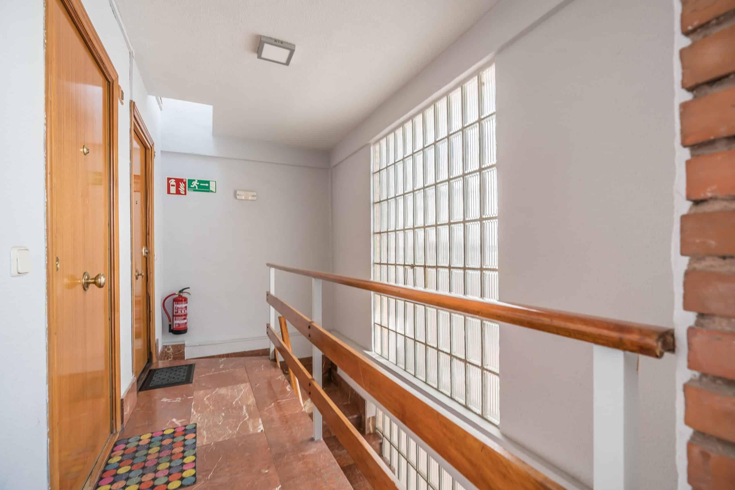 Agencia Inmobiliaria de Madrid-FUTUROCASA-calle Alcala- zonas comunes